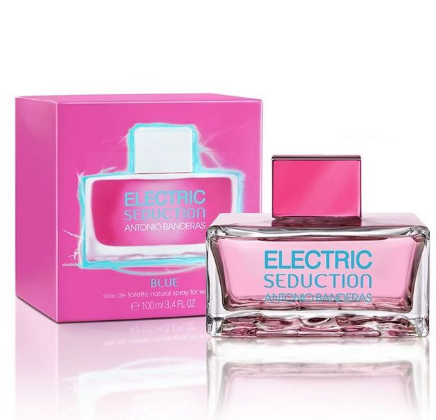 Antonio Banderas Electric Blue Seduction for Women