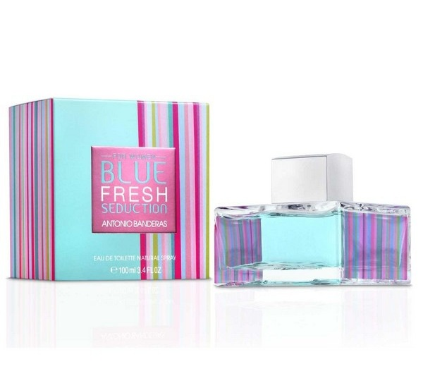 Blue Seduction Fresh For Women
