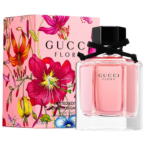 Gucci Flora By Gucci Gorgeous Gardenia Limited Edition